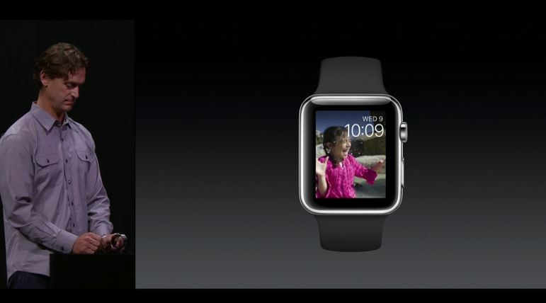 AppleWatch実演2