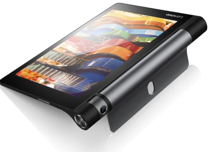 Lenovo、8インチ/10インチタブレット「YOGA Tablet 3」を発表