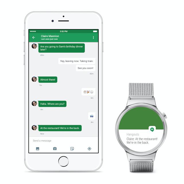 【追記あり】Android Wear搭載スマートウォッチがiPhoneをサポートへ