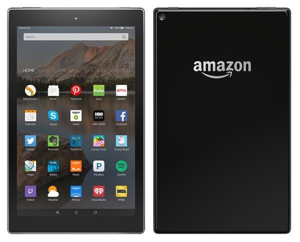 Amazon製10.1インチタブレットと思われる端末画像が公開