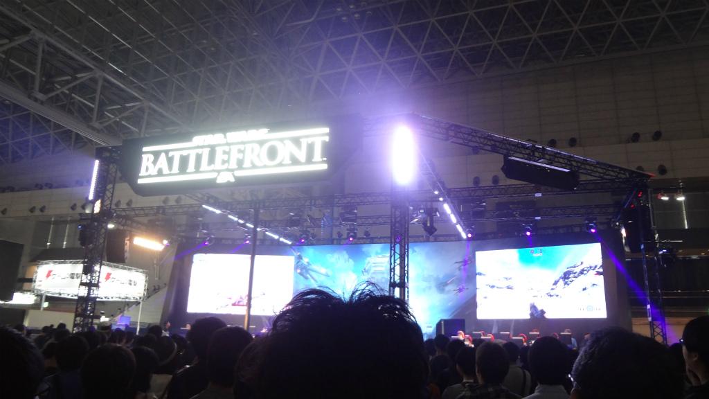 東京ゲームショウ 2015に行ってきました。[画像まとめ]:ソニー中心