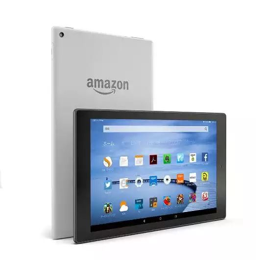 Amazon「Fire HD 10」「Fire HD 8」「Fire」タブレットを発表