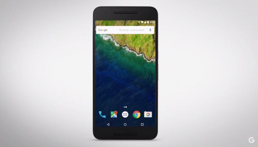 ソフトバンク、Google Nexus 6Pにセキュリティアップデートを提供開始