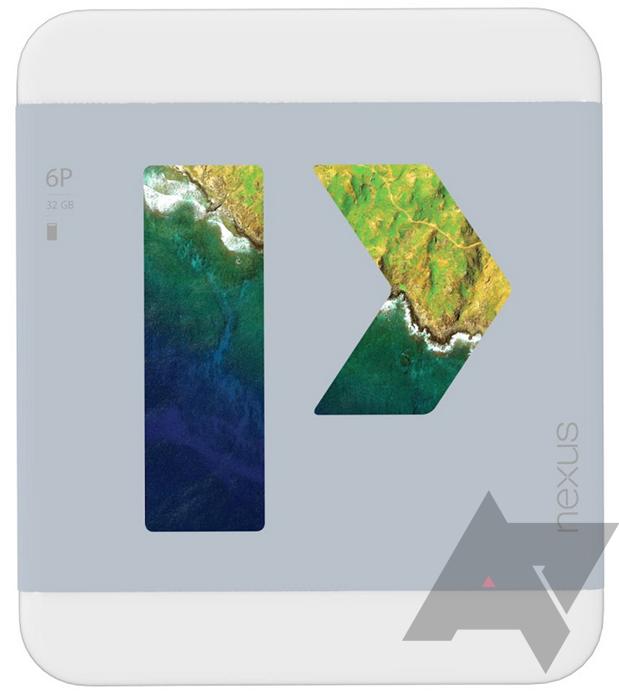 Google Nexus 5X と Nexus 6P の化粧箱が流出
