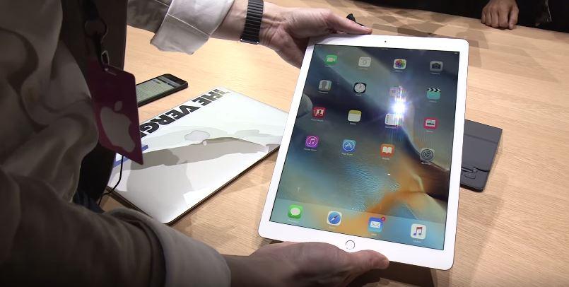 Apple、iPad Pro/iPhone 6s/iPhone 6s Plus のハンズオン動画が公開