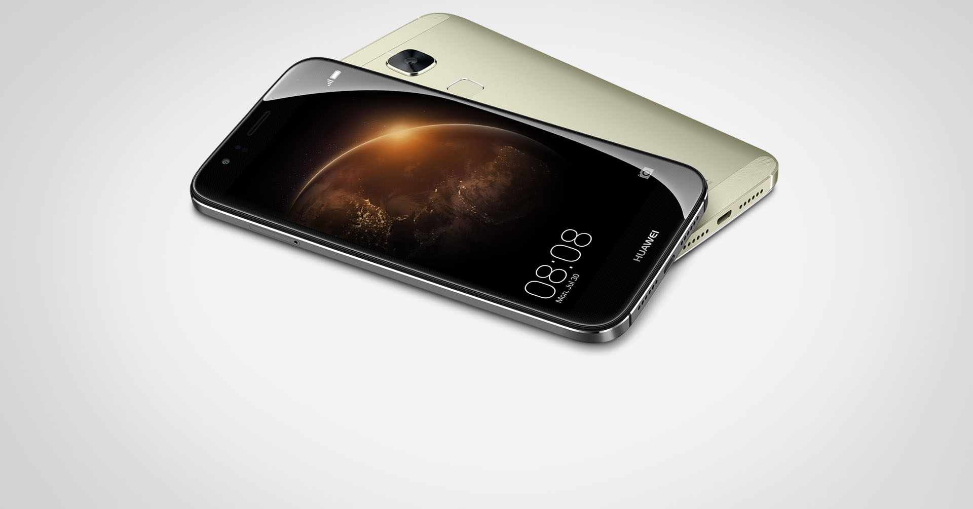 Huawei、5.5インチスマートフォン「Huawei G8」を発表-オクタコア/指紋認証