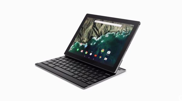 Google、Android搭載の2-in-1タブレット「Pixel C」を発表