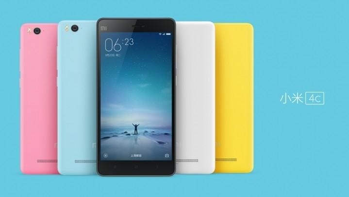 中国、Xiaomi「Mi 4c」を発表-スナドラ808/3GB RAM etc