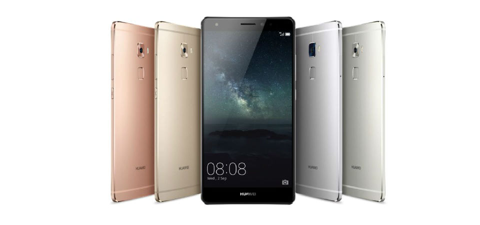 Huawei、押圧(Force Touch)ディスプレイを搭載したスマートフォン「Huawei Mate S」を発表