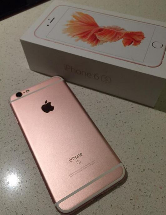 iPhone 6sをフラゲしたユーザーがTwitterに登場!-ベンチマークスコアほか、