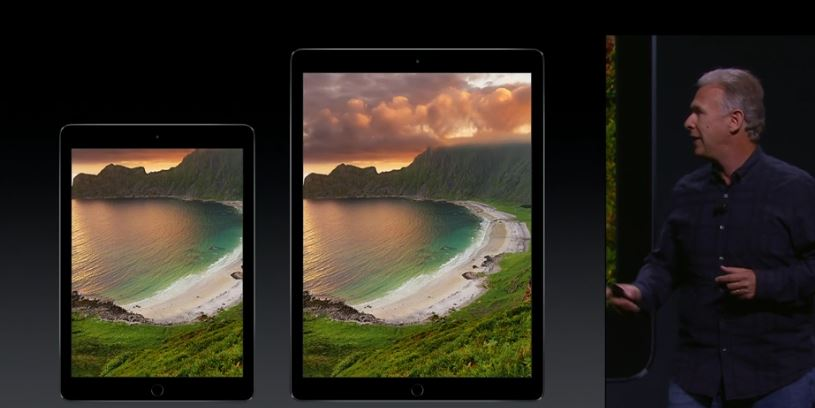 Apple、iPad ProとiPadmini 4を発表~iPad Proは11月発売、iPadmini 4は発売中~