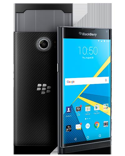 BlackBerry、Android搭載スライド式スマホ「BlackBerry PRIV」を発表