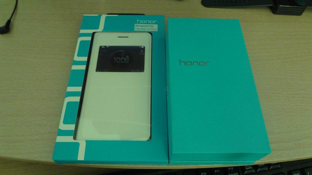 【レビュー】Huawei Honor 6 Plusの外観をチェック #1