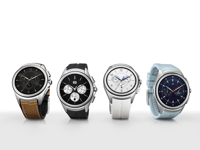 LG、Android Wear搭載VoLTE対応スマートウォッチ「LG Watch Urbane 2nd Edition」を発表