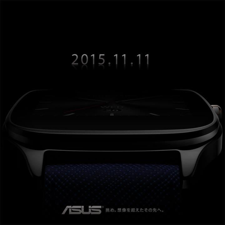 ASUS、11月11日にZenWatch 2を国内で発表へ
