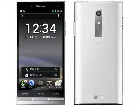 【au春モデル】上質で大人らしさを追求したスマートフォンURBANO L02が発表