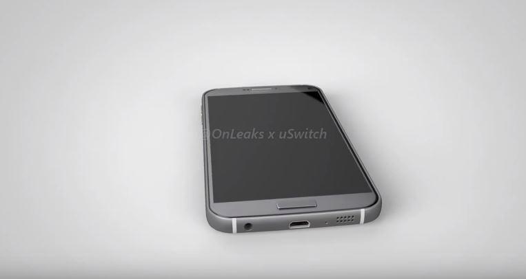 Samsung-2016年フラッグシップモデルとなる「Galaxy S7 Plus」のレンダリング動画がリーク