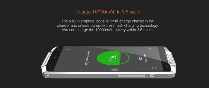 Oukiel Battery 3.5H