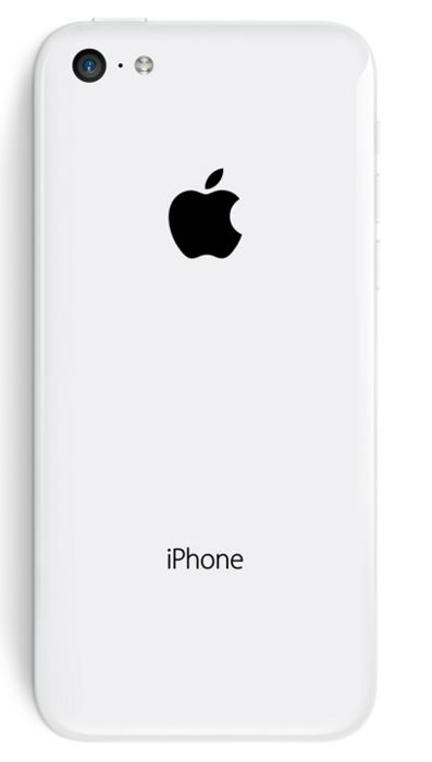 iPhone5c ホワイト