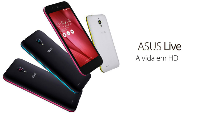 ASUS、フルセグ対応スマートフォン「Live (G500TG)」をブラジルで約2,5万円で発売へ