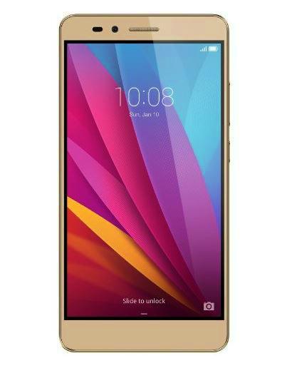 Huawei、スナドラ615/指紋センサーを搭載したスマートフォン「Honor 5X」を発表