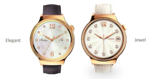 【CES 2016】女性向けスマートウォッチ「Huawei Watch Elegant / Jewel」を発表