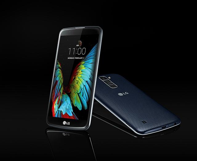 【CES 2016】ミッドレンジスマホ「LG K7」と「LG K10」を発表。1月より順次発売