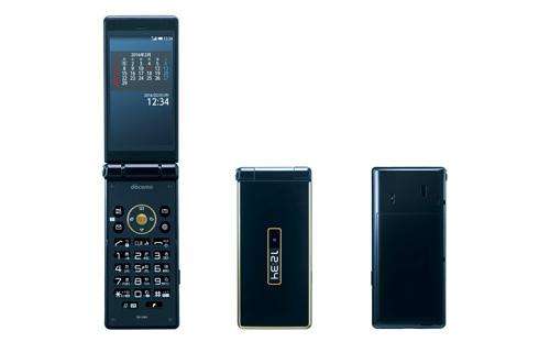 """NTTドコモ、SHARP製のカメラ""""なし""""の携帯電話、「SH-03H」を販売開始へ"""