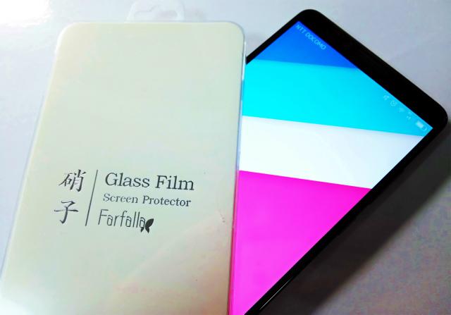 【レビュー】高品質なのに低価格!FarfallaのAscend Mate 7用ガラスフィルムを貼ってみました!