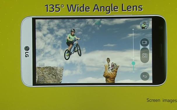 【MWC 2016】LG、LG G5を発表 スナドラ820/4GB RAM / 32GB ROM / 16MP+8MPカメラ