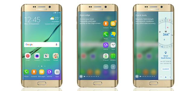 Samsung、Galaxy S6 / S6 Edgeに対してAndroid 6.0のアップデートを開始