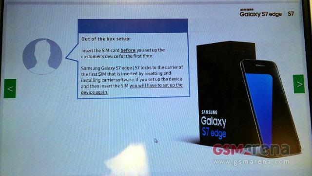 キャリア版の Galaxy S7 / S7 edge は最初挿入したSIMカードでSIMロックをかける仕組みに?