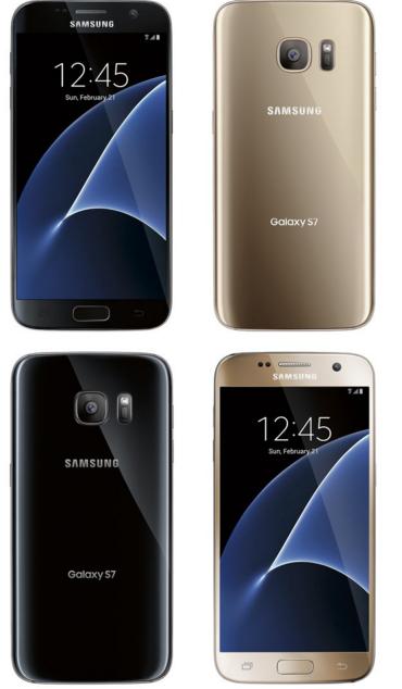 Samsung Galaxy S7のプレス画像が流出-デザインに大きな変化なし