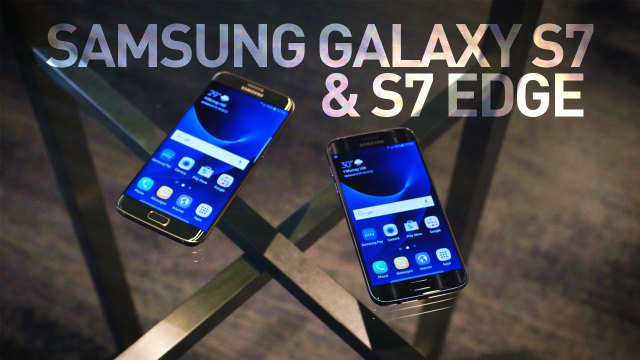 追記【MWC 2016】Samsung、フラッグシップモデル「Galaxy S7」「Galaxy S7 edge」を発表-3月以降にグローバル販売へ