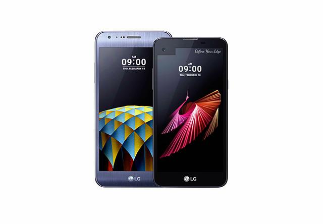 LG、Xシリーズスマートフォン「X Cam」と「X Screen」の2機種を発表
