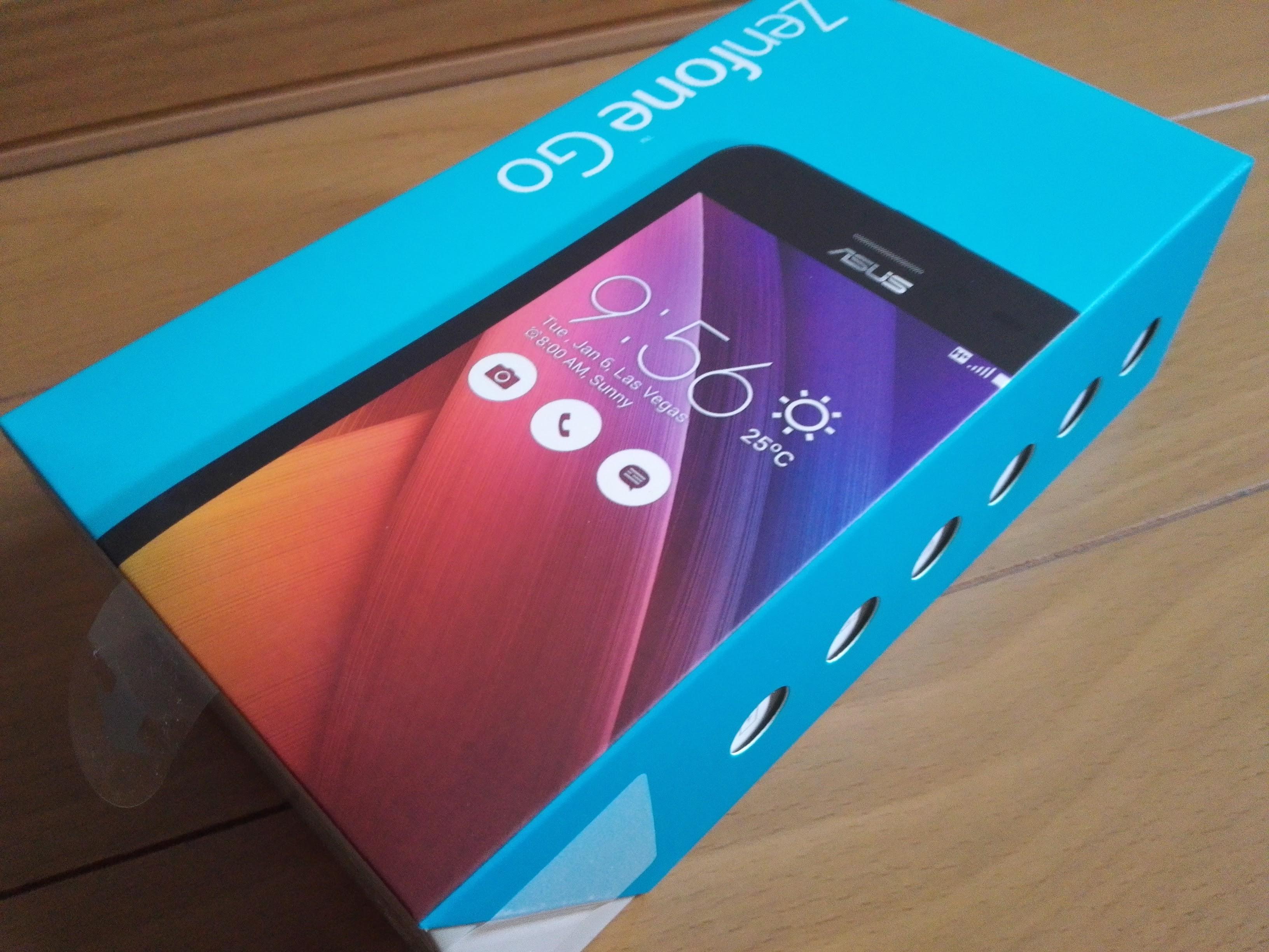 ASUS「ZenFone Go」 au VoLTEに対応するアップデートを提供開始