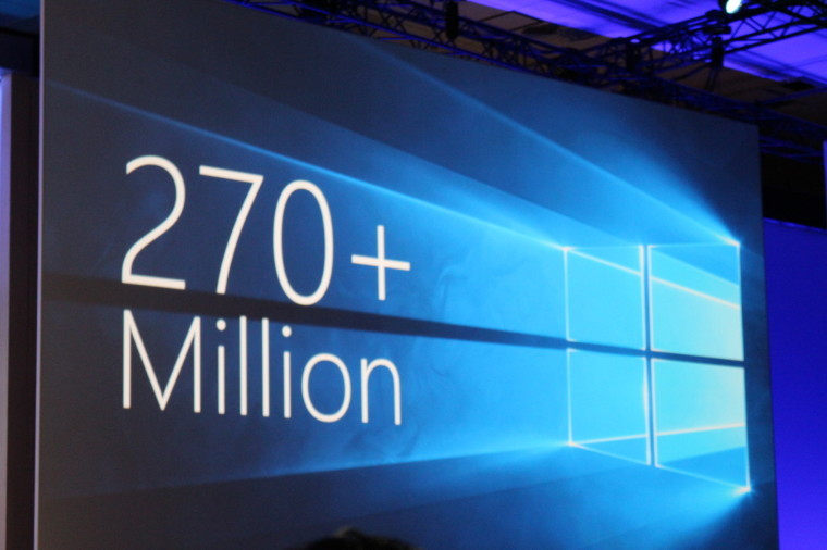 マイクロソフト、Windows 10のインストール台数が3.5億台に突破へ