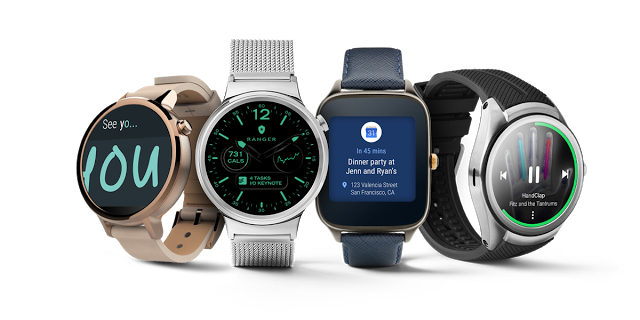 Google Android Wear 2.0を発表へ、大規模アップデートに