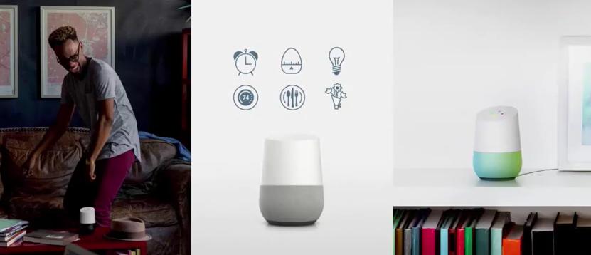 Google I/O 2016のキーワードは「人工知能」-GoogleHome/GoogleAssistant