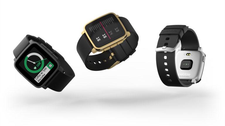 Pebble、新3モデルを発表へ「Pebble 2」「Time 2」「Pebble Core」