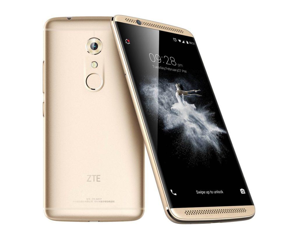 ZTE、「AXON 7」を発表。6GBのRAMを搭載