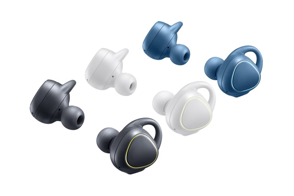 Samsung、フィットネスデバイス「Gear Fit 2 / Gear Icon X」を発表