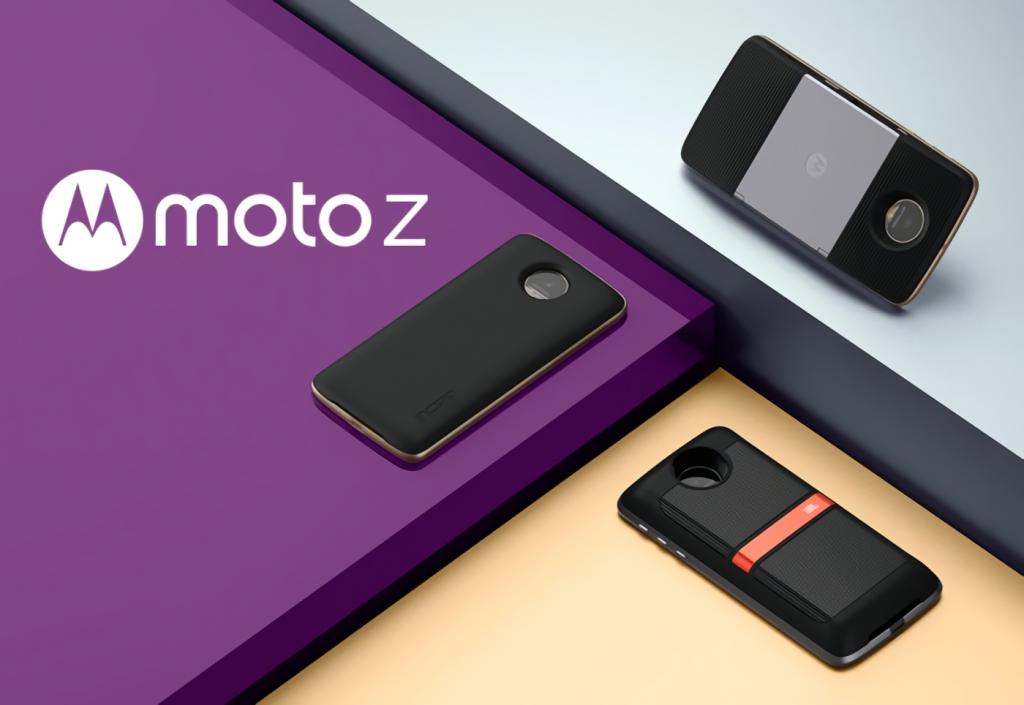Motorola、フラグシップ新モデル「Moto Z」を発表 スナドラ820 / RAM4GB / 5.5インチ