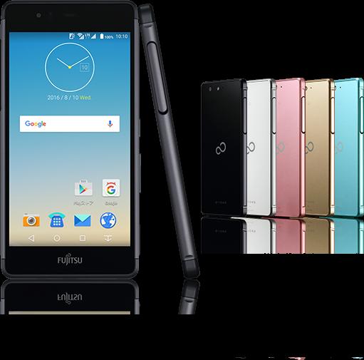 富士通、SIMフリースマートフォン「arrows M03」を発表 スナドラ410/RAM2GB/FeliCa