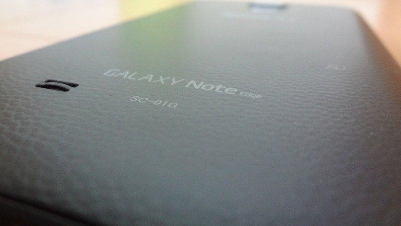 NTTドコモ、Galaxy Note edge SC-01Gに通信機能を改善したアップデートを開始