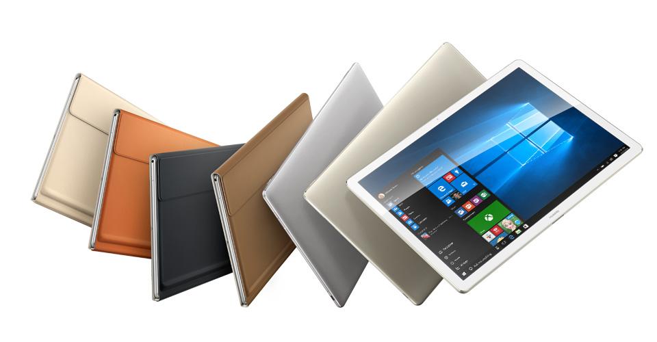 ファーウェイ・ジャパン、国内向けWindowsタブレット「MateBook」を発表。7月15日より販売開始。