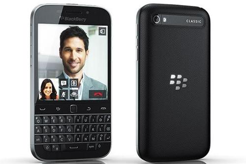 BlackBerry Classicの製造が終了へ