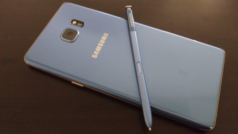 【レビュー】Galaxy Note7のファーストインプレッション Noteシリーズ難民の方、お待たせしました!
