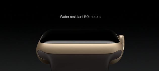 AppleWatch Series 2を発表。防水/GPS搭載