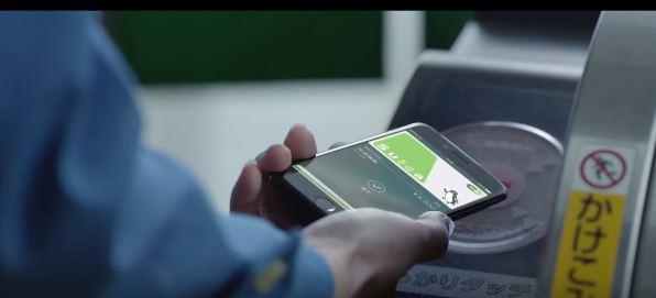 日本におけるApple Payの利用シーンを想定した動画を公開